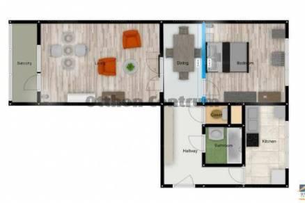 Eladó 2 szobás lakás Felsőrákoson, Budapest, Gépmadár utca