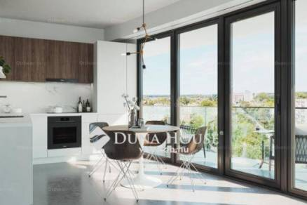 Új Építésű lakás eladó Debrecen, az Egyetem téren, 46 négyzetméteres