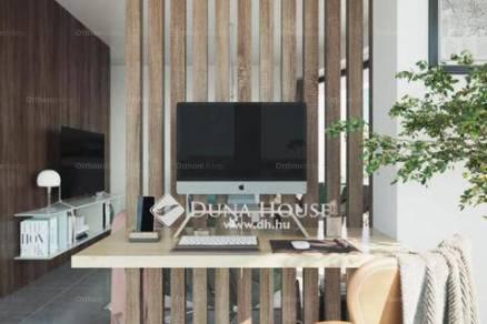 Új Építésű lakás eladó Debrecen, az Egyetem téren, 48 négyzetméteres