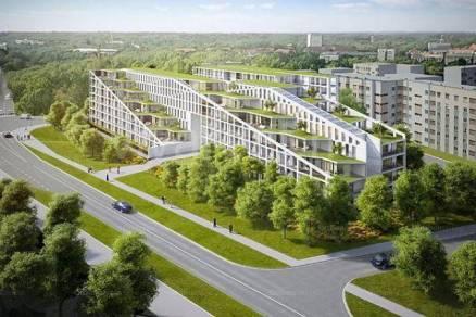 Eladó lakás Debrecen, 1+1 szobás, új építésű