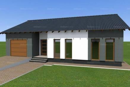 Eladó családi ház Győrzámoly, 4 szobás, új építésű