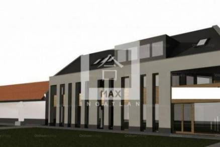 Új Építésű eladó lakás Budaörs, 2+2 szobás