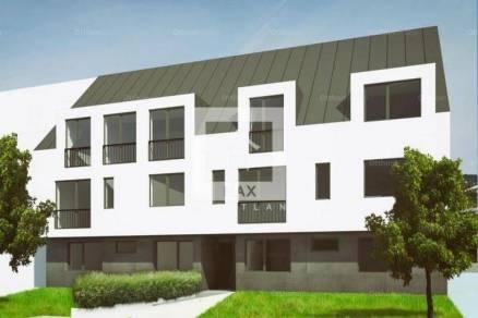 Budaörs új építésű, 4 szobás