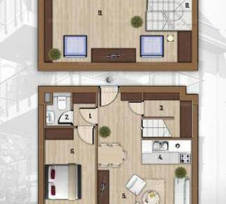 Budapest új építésű lakás eladó, 2+1 szobás