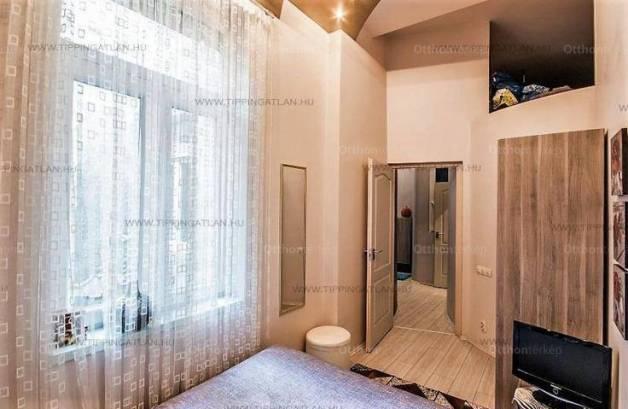 Budapesti lakás eladó, Erzsébetvárosban, Wesselényi utca, 3 szobás