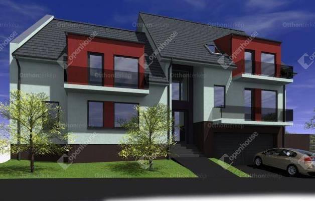 Eger új építésű, 3 szobás