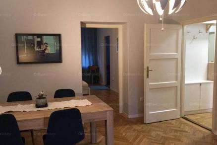 Szegedi lakás kiadó, 62 négyzetméteres, 2+1 szobás