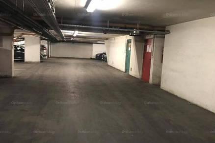 Eladó garázs, Budapest, Újpesten, 12 négyzetméteres