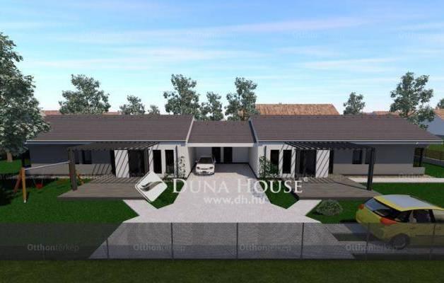 Érd eladó új építésű ikerház