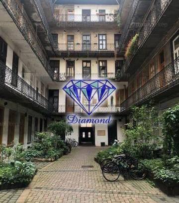 Budapest lakás kiadó, Palotanegyedben, 1+1 szobás