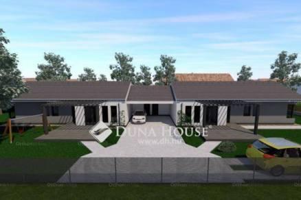 Eladó új építésű ikerház Érd, 3+2 szobás