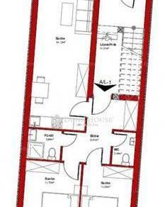 Pécsi, 1+2 szobás, az Alkotmány utcában, új építésű