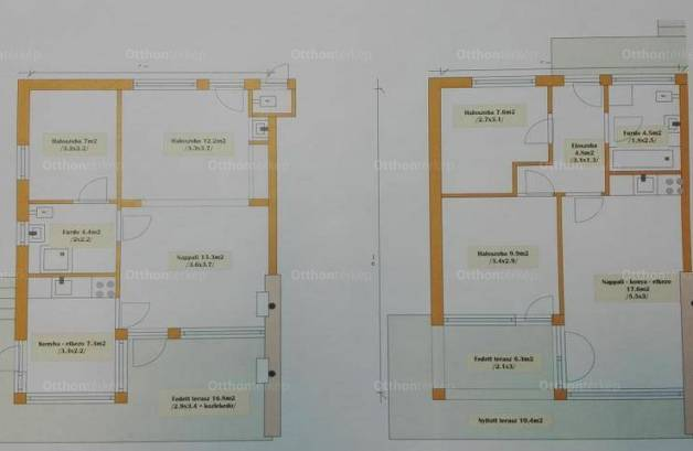 Eladó ikerház Tihany, 3+2 szobás