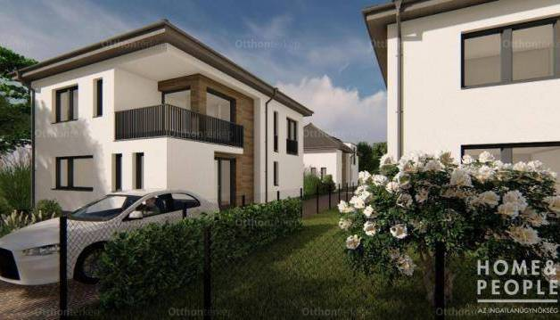 Szeged új építésű, 1+5 szobás