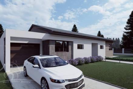 Új Építésű eladó családi ház Tata, 3+2 szobás