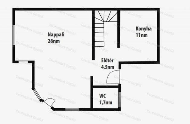Lakás eladó Csömör, 128 négyzetméteres