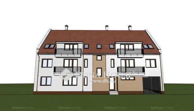 Eladó lakás Fót, 1+2 szobás, új építésű
