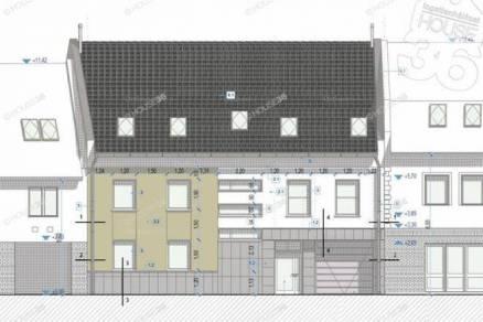 Kecskeméti új építésű lakás eladó a Munkácsy utcában, 77 négyzetméteres