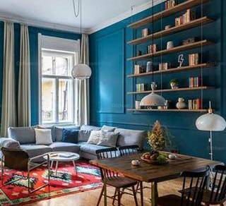 Budapesti lakás kiadó, 82 négyzetméteres, 2 szobás