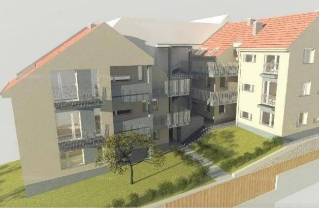 Eger új építésű lakás eladó, 3 szobás