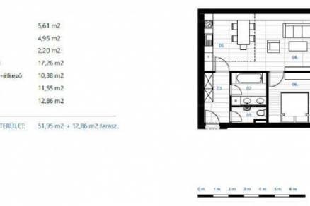Győr 2 szobás új építésű lakás eladó
