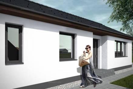 Győrújfalu új építésű családi ház eladó, 5 szobás