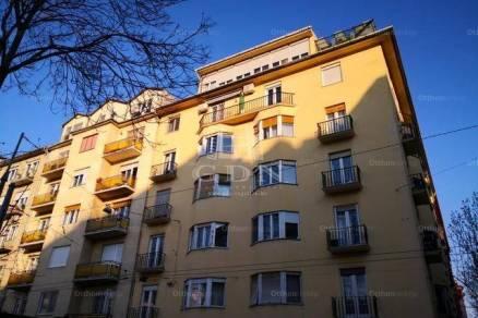 Budapesti eladó lakás, 2+1 szobás, 80 négyzetméteres