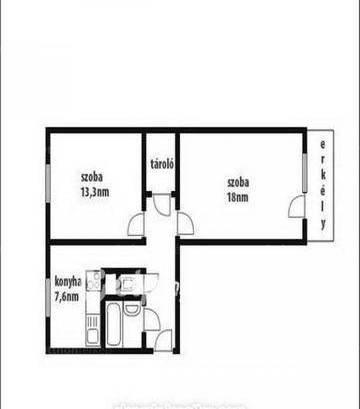 Miskolc eladó lakás a Melinda utcában