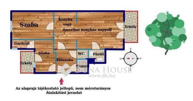 Eladó 1+1 szobás lakás Istvánmezőn, Budapest, Stefánia út