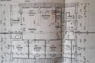 Miskolci eladó családi ház, 2+3 szobás, 180 négyzetméteres