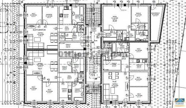 Eladó lakás, Érd, 4 szobás