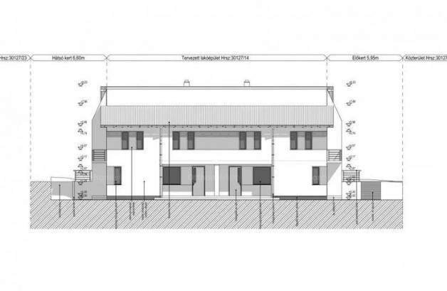 Új Építésű eladó lakás Miskolc, 3 szobás