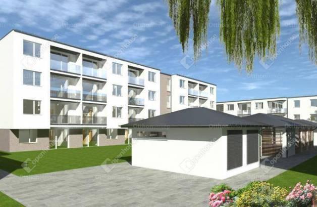 Eladó 2 szobás lakás Győr, új építésű