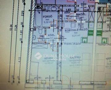 Eladó lakás Eger, 2+1 szobás, új építésű