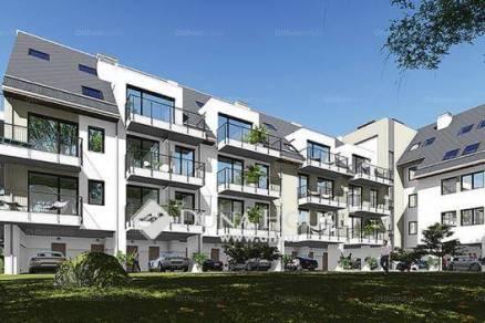 Eladó lakás Budapest, 2+1 szobás, új építésű