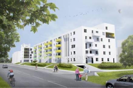 Debreceni új építésű lakás eladó az Ispotály utcában, 46 négyzetméteres
