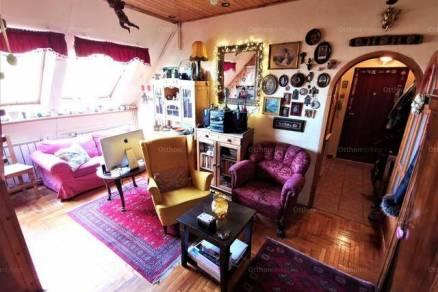 Budapest eladó lakás, Törökőr, Torontál utca, 48 négyzetméteres