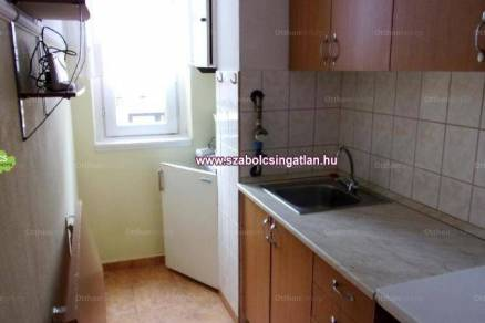 Kiadó lakás, Nyíregyháza, 1+1 szobás
