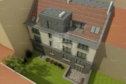 Szegedi eladó lakás, 1+2 szobás, az Attila utcában, új építésű