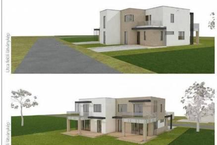 Balatonföldvár új építésű ikerház eladó, 4 szobás