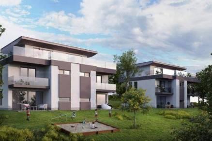 Budapest új építésű ikerház eladó, Madárhegyen, 4 szobás