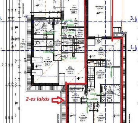 Eladó lakás Pellérd, 4 szobás, új építésű