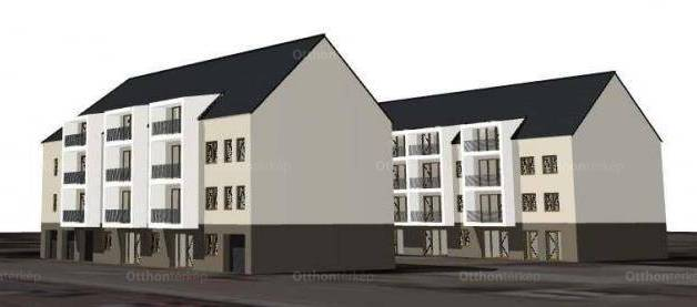 Eladó 4 szobás lakás Eger, új építésű