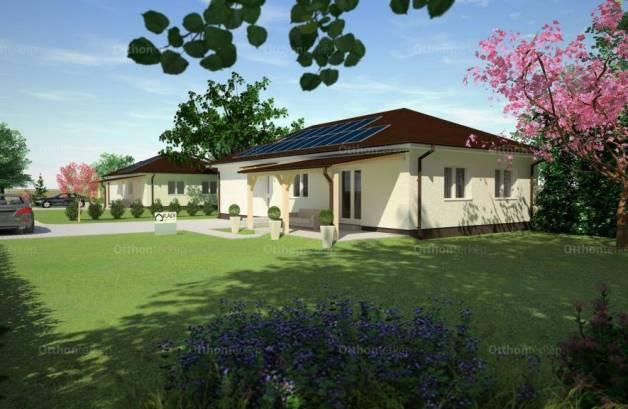 Koroncó 4 szobás új építésű ikerház eladó