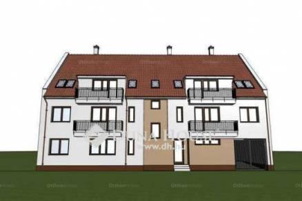 Fóti új építésű lakás eladó, 64 négyzetméteres, 3 szobás