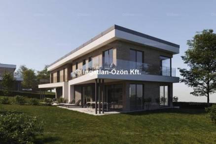 Eladó ikerház Budapest, 4 szobás, új építésű