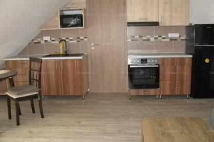 Nagykanizsai albérlet, 1+1 szobás, az Eötvös téren, új építésű
