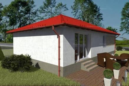 Koroncó 3 szobás új építésű ikerház eladó