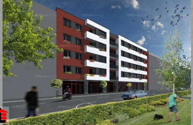 Eladó, Győr, 1 szobás