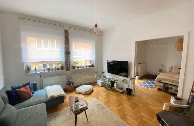 Budapesti eladó lakás, Vízivárosban, Erőd utca